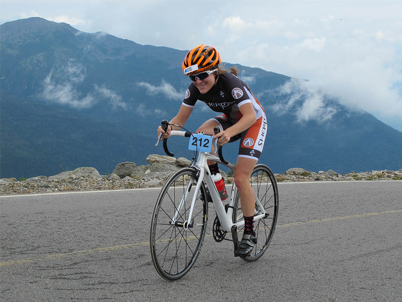 44th Annual Mt Washington Bicycle Hillclimb