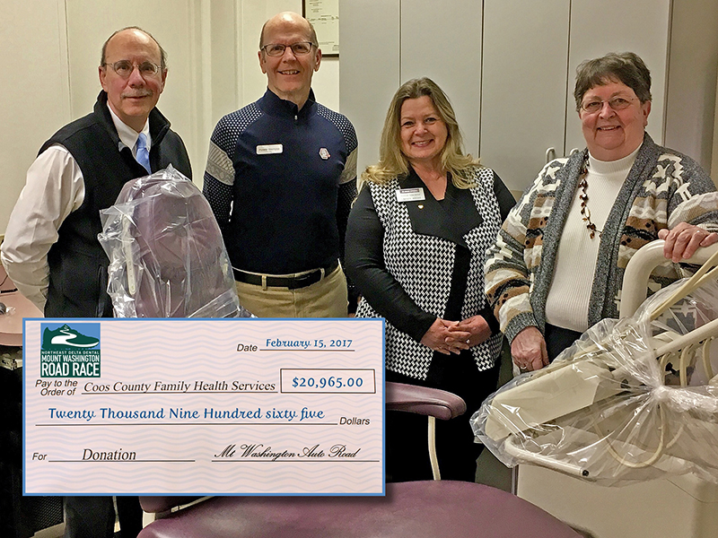 Northeast Delta Dental Mount Washington Road Race Raises A Record-Setting Donation For Local Health Services