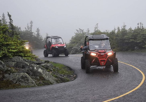 New Hampshire ATV Day lets riders use Mount Washington Auto Road