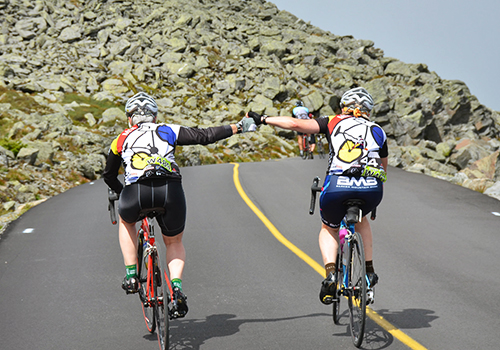 46th Annual  Mt. Washington Auto Road Bicycle Hillclimb