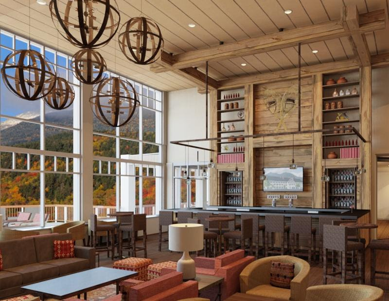 The Glen House Opens This Fall at the Base of Mt. Washington, New Hampshire