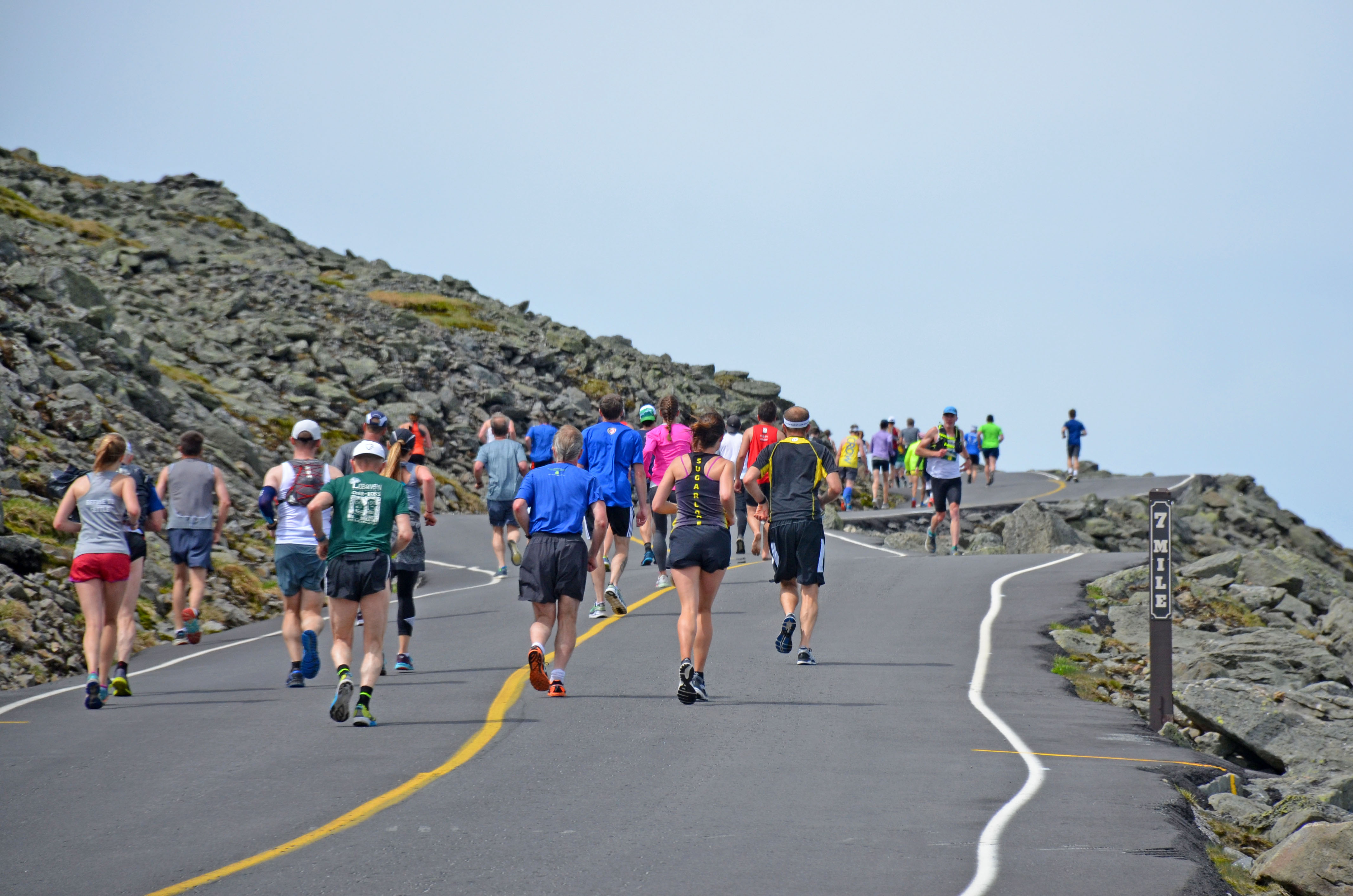 Mt. Washington Road Race Cancelled Due To COVID-19