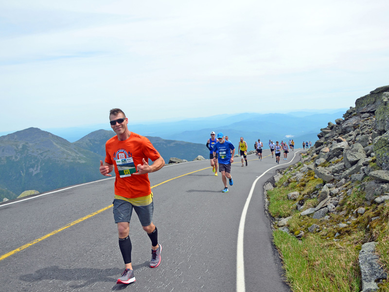 60th Northeast Delta Dental Mount Washington Road Race: Proceeds to Benefit Coos County Family Health Services