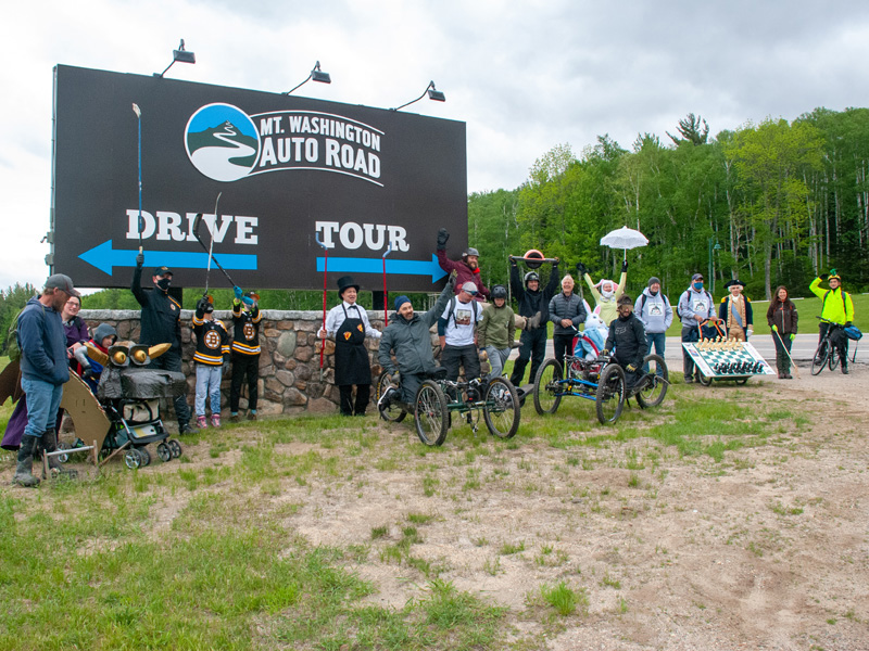 Mt. Washington Auto Road Opens 160th Season with a Celebration of First Ascents